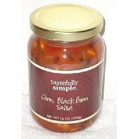 tastefully-simple-corn-black-bean-salsa-16-oz-carrier-to-shipping-international-usps-ups-fedex-dhl-1