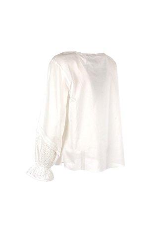 Donna 2018 Pennyblack Effigie Camicia Estate Primavera Bianco 48 Rxnq4THw8