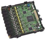Panasonic KX-TDA5176 8-Port Proprietary Analog Extension - Panasonic Extension 8 Port Card