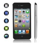 5TH Generation Single SIM Android Smartphone with 4.0-inch Capacitive Screen (Black)