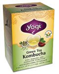 Yogi Teas Green Tea Review and Comparison