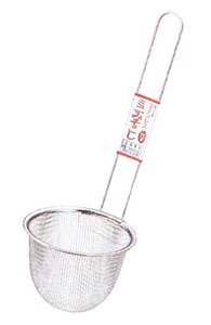 JapanBargain S-306 Japanese Stainless Steel Food Skimmer #0397 by JapanBargain