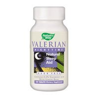 Natures Way Valerian Nighttime Tablet - 50 per pack - 3 packs per case. by Nature's Way