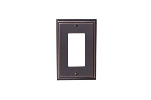 Oil Rubbed Wall Plate - 5
