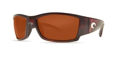 Costa Del Mar Corbina Sunglasses, Tortoise, Copper 580P Lens