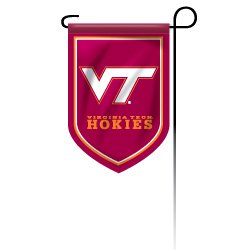 Attirant NCAA Virginia Tech Hokies Garden Flag