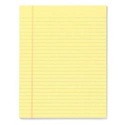 Glue Top Ruled Writing Pads - 5