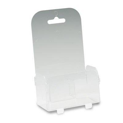 deflect-o® Foldem-Up One-Pocket Plastic Leaflet Display Rack, Clear by Deflect-O (Plastic Leaflet Display Rack)
