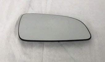 Heated Aftermarket 6432438-7600 Driver Side With Holder Right Driver Side Wing Mirror Glass