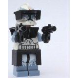 LEGO® Star Wars Commander Wolffe minifig - from set (Minifig Set)