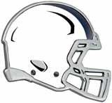 penn emblem - Penn State Nittany Lions Auto Emblem Helmet