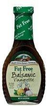 Maple Grove Farms Fat Free Balsamic Vinaigrette - 8 ounce - 12 per case. by Maple Grove Farms