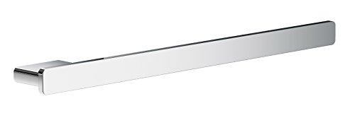 - Smedbo FK310 Horizontal Towel Hook, Polished Chrome,