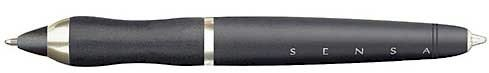 Sensa Minx Carbon Black Stylus Ballpoint Pen - N34306