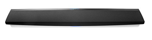 Denon Surround Sound Bar Home Speaker Set of 1 Black (HEOSBAR)