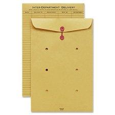Inter-Department Envelope, String Closure, 10