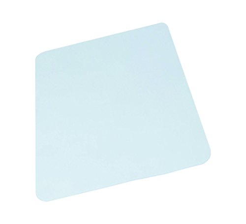 HON Rectangle Non-Studded Chair Mat, 36'' W, White by HON