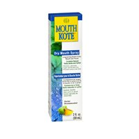 Mouth Kote Mouth Kote Oral Moisturizer Spray For Dry Mouth And Throat, 2 oz (Pack of 3)
