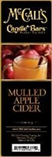 product image for McCall's Country Candles Candle Bar 5.5 oz. - Mulled Apple Cider