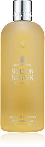 Molton Brown Purifying Shampoo with Indian Cress, 10 Oz