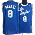Kobe Bryant Mitchell and Ness Throwback Los Angeles Lakers Jersey Size 56