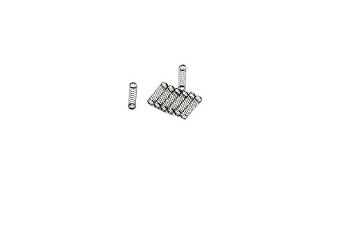 Spring Glorious (110pcs\Stainless Steel Custom Cherry MX Springs for MX switches Replacement (67g))