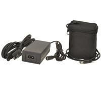 Bescor Extended Battery & Automatic Charger for Black Magic Design Cinema Camera by Bescor