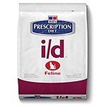 Hills I/D Gastrointestinal Health Cat Food 4 lb by Hill's Pet Nutrition