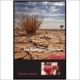 Book Biology of Deserts [Biology of Habitats] by Ward, David [Oxford University Press, USA,2009]