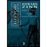 Young People's History of the United States - Columbus to the Spanish-American War Volume 1 (07) by Zinn, Howard [Hardcover (2007)]
