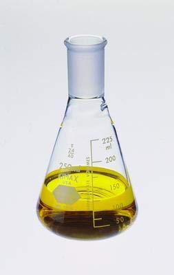 26510-1000 - 24/40 - KIMAX Erlenmeyer Flasks with [ST] Joint, Graduated, Kimble Chase - Case of 12