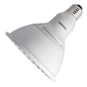 Philips 420521 18-Watt (90-Watt) PAR38 LED Indoor Flood Light Bulb, Dimmable For Sale