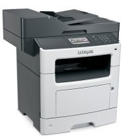 Lexmark MX511de Monochrome All-In One Laser Printer, Scan, Copy, Network Ready, Duplex Printing and Professional Features (Duplex Monochrome Printer)