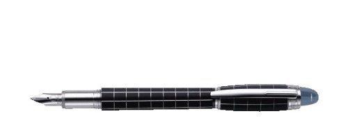 Montblanc StarWalker Metal Rubber Fountain Pen Medium nib, 08854M