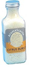 Aromascents Spa & Hot Tub Aromatherapy Crystals - Citrus Burst