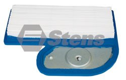 Stens 100-160 Air Filter Replaces Kawasaki 11013-7002 John Deere M137556 Ariens 21538200 Gravely 21538200 Cub Cadet 490-200-0004