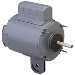 "1/4 hp 1075 RPM 115V 5/8"" Dia. Shaft Pedestal Fan Motor Leeson # 103714"