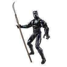 Hasbro Marvel Universe Series 1 Black Panther Action Figure #5