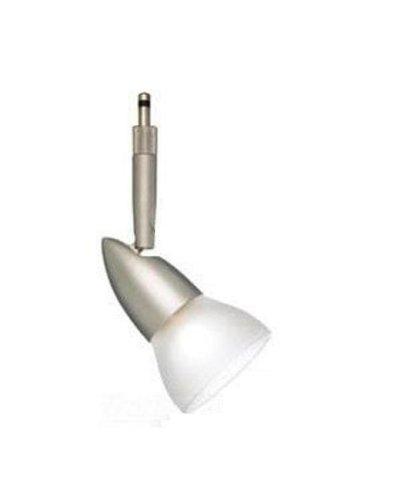 Alfa Lighting SP628-WHT-FRT Rocket Quick Jack Directional Low Voltage MR16 Lampholder, White with Mini Dome G28 Frost Glass (Jack Quick Rocket)