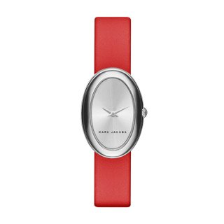 Marc Jacobs Women's Cicely Red Leather watch - MJ1457