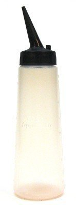 Tolco Empty Applicator Bottle with Slant Tip 8 oz. (Pack of 6) by Tolco