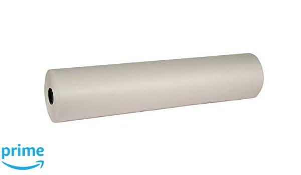 36 x 100 White Pacon PAC66401 Newsprint Roll