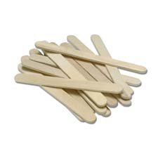 Pacon Wood Craft Sticks, 6'' x 11/16'', Natural, Box Of 500