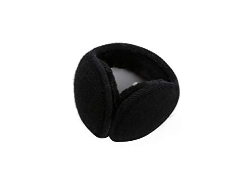 Warm Knit Ear Muffs Winter Earmuffs Adult Adjustable Ear Covers Outdoor Foldable Ear Warmers