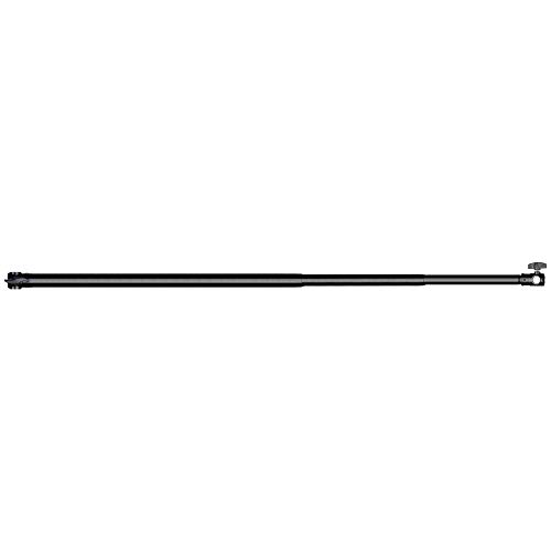 Emart 10 ft Aluminum Alloy Telescopic Crossbar, 3 Sections Twist Locking 5/8'' Stud Standard Background Support Cross Arm