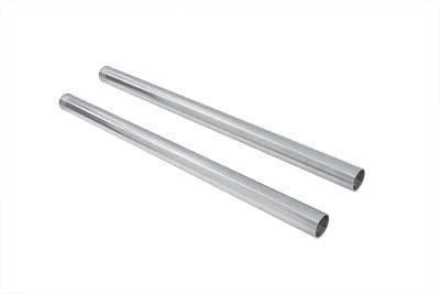 V-Twin 24-0392 - Hard Chrome 39mm Fork Tube Set 29