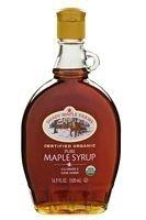 Shady Maple Farms Maple Syrup, Og, Gr A, Dk, Gl, 16.90-Ounce