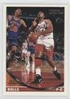 Stacey King (Basketball Card) 1993-94 Topps - [Base] - Gold #128