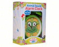 Frog Animal Sound Alarm Clock