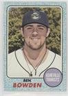 Ben Bowden #24/99 (Baseball Easter card) 2017 Topps Heritage Minor League Edition - [Base] - Blue #92